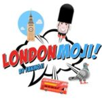 Londonmoji London stickers!