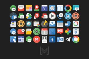 Martin Icon Pack android free