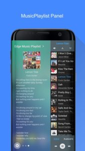 Music Playlist for S6, S7 Edge apk free