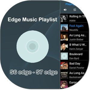 Music Playlist for S6, S7 Edge