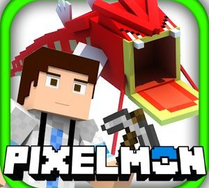 PIXELMON CRAFT FOR MINECRAFT