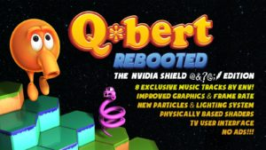 QBert Rebooted SHIELD Edition apk free