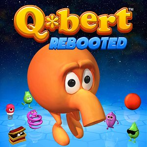 QBert Rebooted SHIELD Edition