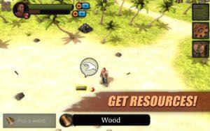 Survival Lost Island 3D PRO apk free