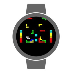 TetrominoWear Watch Face apk free