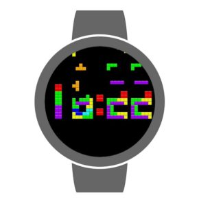 TetrominoWear Watch Face android free