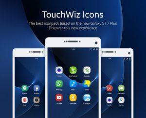 TouchWiz Icon Pack apk free
