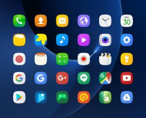 TouchWiz Icon Pack android free