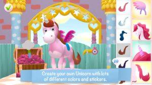 Unicorn Glitterluck Adventure apk free
