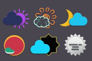 Zai 4 Weather Sets for Zooper apk free