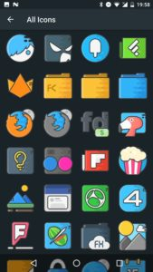 Atmos Icon Pack android free