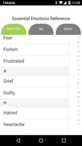Essential Emotions Reference android free