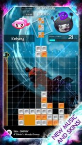 LUMINES PUZZLE AND MUSIC android free