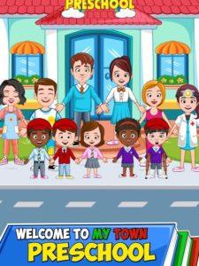 My Town Preschool apk