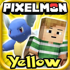 PIXELMON YELLOW FOR MINECRAFT