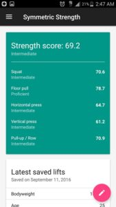 Symmetric Strength apk