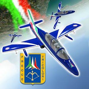 Frecce Tricolori Flight Sim