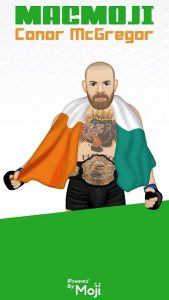 MacMoji by Conor McGregor apk free