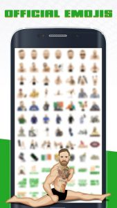 MacMoji by Conor McGregor android free