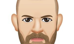 MacMoji by Conor McGregor