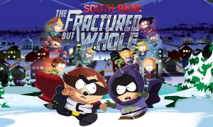South Park The Fractured But Whole android apk