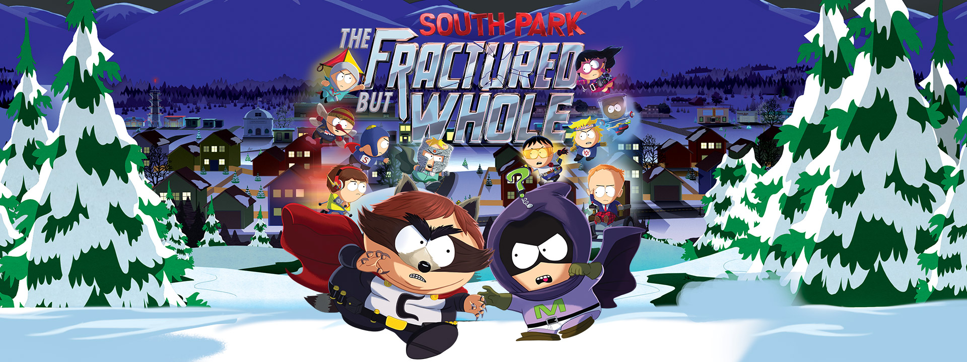 South Park: The Fractured But Whole APK Free Download - Android Apps Cracked