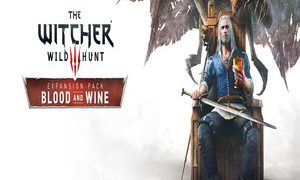 The Witcher 3 Wild Hunt - Blood and Wine - icon