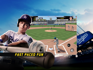 R.B.I. Baseball 17 Android Game Free