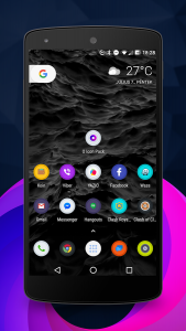 Android O icon pack apk free