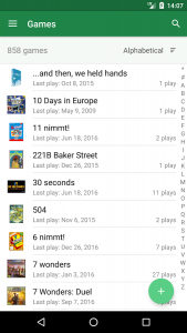 Board Game Stats Play tracking for tabletop games apk free