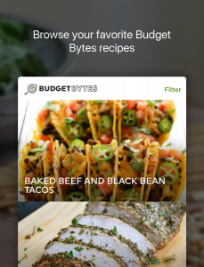 Budget Bytes - Delicious Recipes for Small Budgets Apk Free