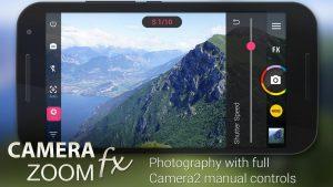 Camera ZOOM FX Premium Apk Free
