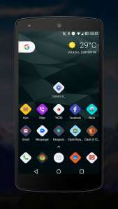 Corners HD icon pack apk free
