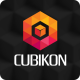 Cubikon icon pack Apk Free Download