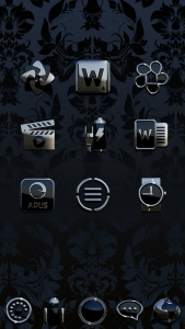 DEVANCE Icon Pack Android Free