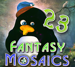 Fantasy Mosaics 23 Magic Forest apk android