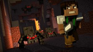 Minecraft Story Mode Season Two apk free