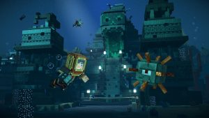 Minecraft Story Mode Season Two android free