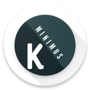 Minimus for KWGT Pro Apk Free Download