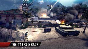 Modern Combat 4 Zero Hour apk free android