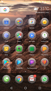 Moonlit Icon Pack - Nova Apex ADW apk free