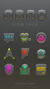 NANO Icon Pack apk free