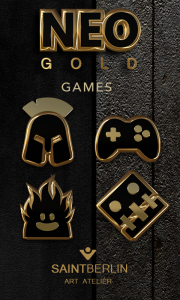 Neo Gold Icon Pack android free