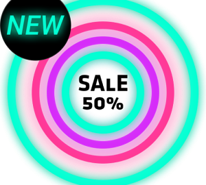 Neon Glow Rings Icon Pack Apk Free Download