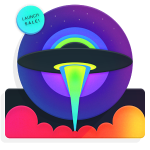 Ombre – Icon Pack
