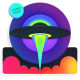 Ombre Icon Pack Apk Free Download