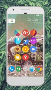 Pixel Icon Pack Nougat UI apk free