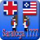 Pixel Soldiers Saratoga 1777 apk android
