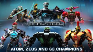 Real Steel apk android free
