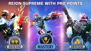 Real Steel free apk android